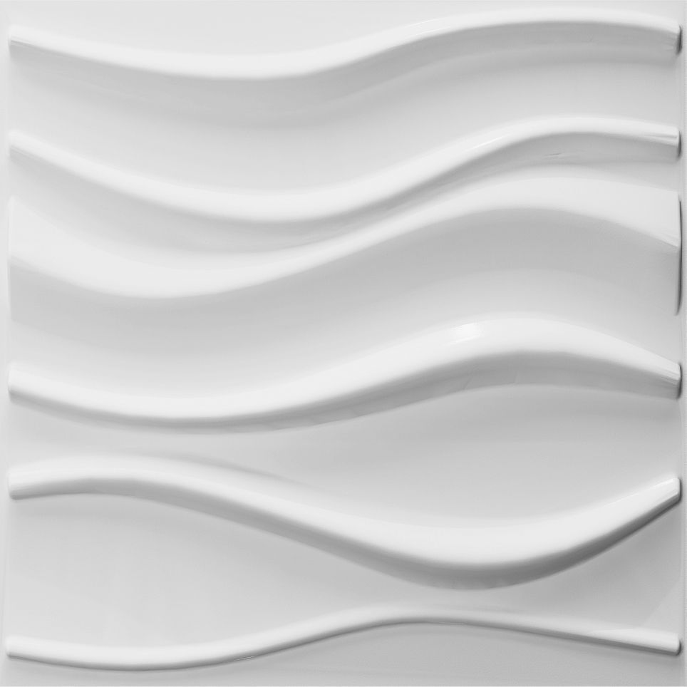 zidni panel, zidna obloga, 3d zidni panel waves