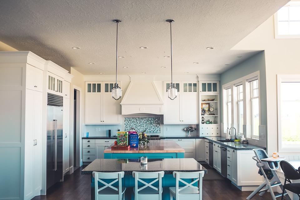 Dizajn interijera - kuhinja